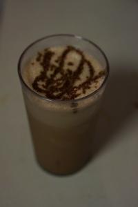 orange mocha frappuccino